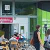 La cafétéria du Pôle étudiant, campus Tertre;