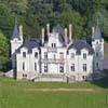 Le château du campus Tertre près de la FLCE;