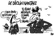 Le déclin programmé de Nantes - Ancien Régime